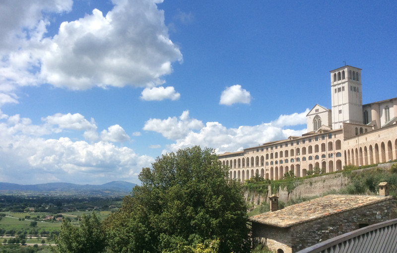 Assisi, Peaceful and Blissful