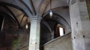 Entrance Hall of Palazzo dei Priori