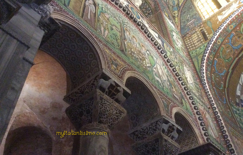Ravenna, the Capital of Mosaics
