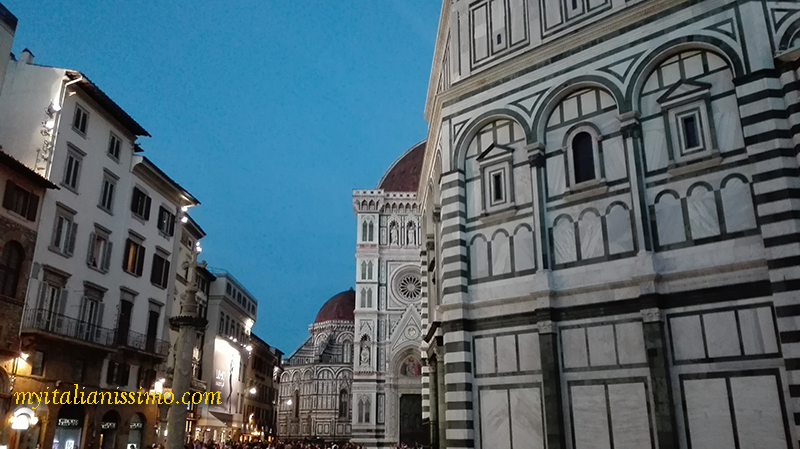 The New Opera del Duomo Museum, FLORENCE